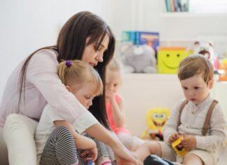 Opiekunka dziecięca