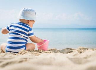 Jakie zabawki zabrać na plażę