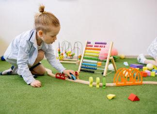 Kreatywne zabawki dla dziecka